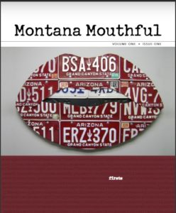 "Montana Mouthful's ""Firsts"" Issue is Live!"