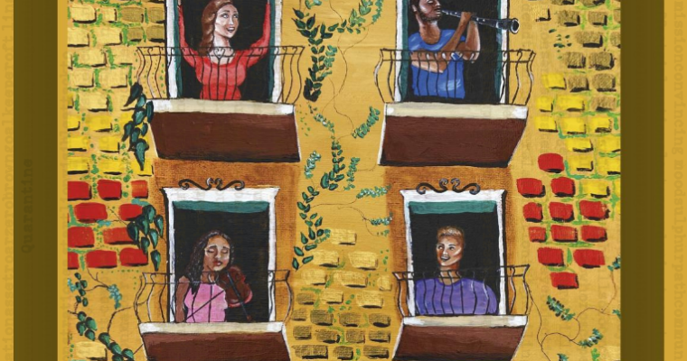 "The ""Quarantine"" Issue is Live!"