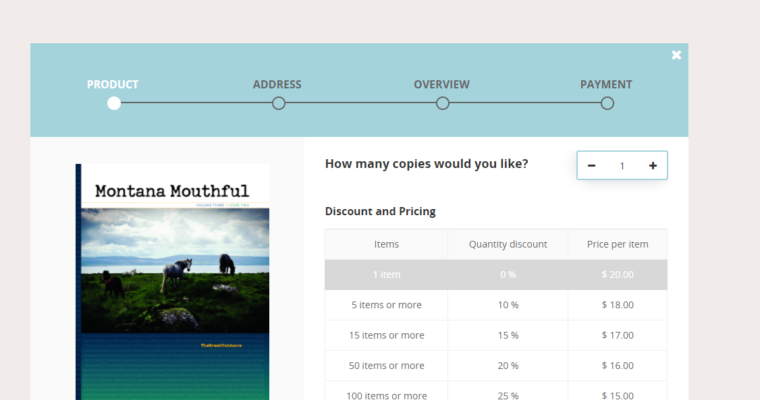 Upcoming Issue and Print-on-Demand Service Update